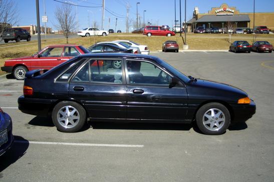 1995 Ford Escort Lx Fließheck