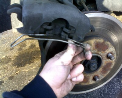 ford focus 2007 brake pads