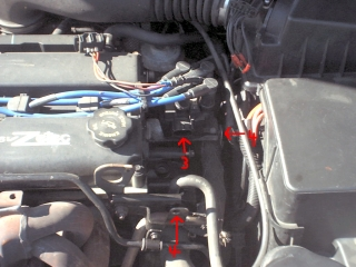 03 Ford Focus Thermostat Location 03 Free Engine Image