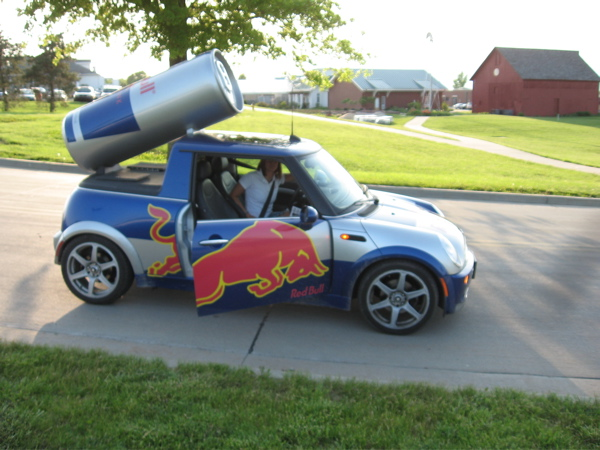 Do you  have any favorite car, Post it! 2007-05-16-redbull